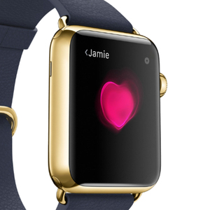 苹果Apple-Watch-Edition(42mm-18K黄金定制版)系列智能手表