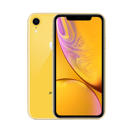 Apple(苹果)iPhone-XR-黄色-新款
